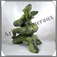 BOA - SERPENTINE - 400 mm - 5 700 grammes - A001